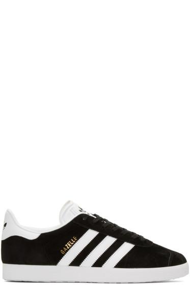 adidas Originals - Black Gazelle Sneakers