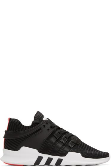 adidas Originals - Black Equipment Support ADV Sneakers