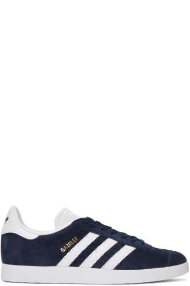 adidas Originals - Navy Gazelle Sneakers