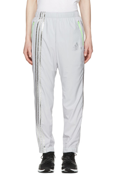 Adidas x Kolor - Grey Track Pants