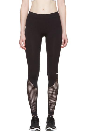 adidas by Stella McCartney - Black The SL Mesh Leggings