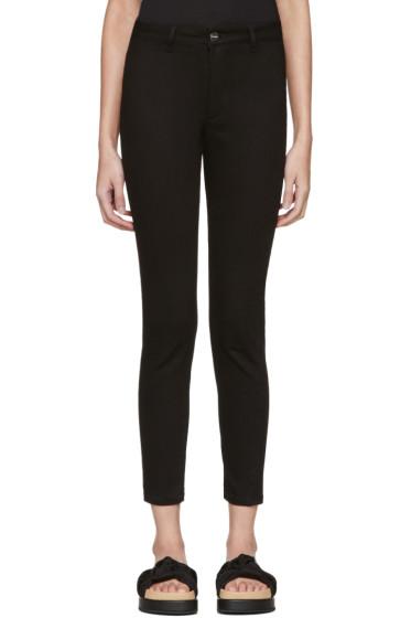 Totême - Black Tight Denim Jeans
