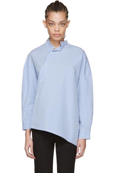 Totême - Blue Noma Shirt