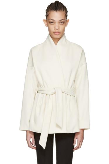 Totême - Off-White Zurs Jacket