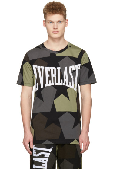 Ports 1961 - Brown Everlast Edition Stars T-Shirt