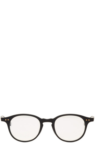 Dita - Black Ash Glasses