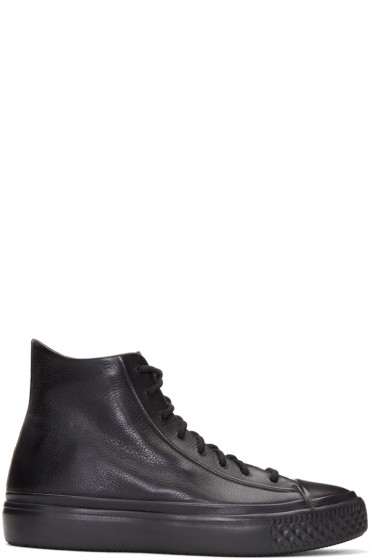 Converse - Black Chuck Modern Lux High-Top Sneakers
