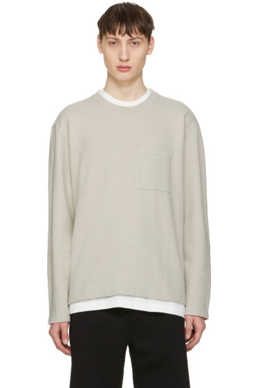 Our Legacy - Beige Box Pullover