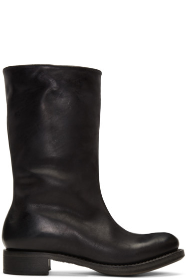 Cherevichkiotvichki - Black Goodyear Country Boots
