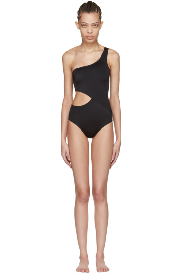 Solid & Striped - Black 'The Claudia' Swimsuit