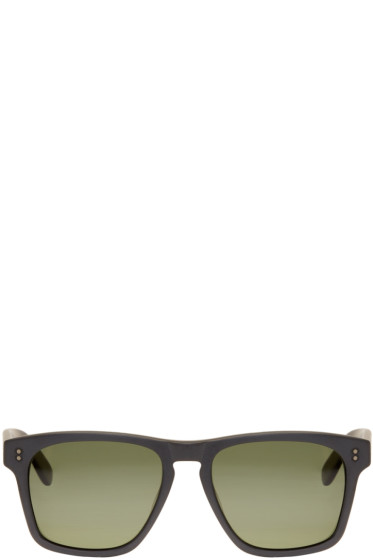 Saturdays NYC - Black Errol Sunglasses
