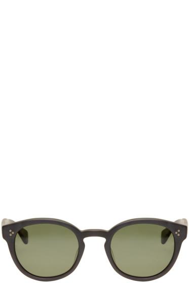 Saturdays NYC - Black Mtisu Sunglasses