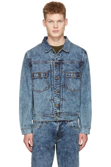 Saturdays NYC - Blue Denim Ray Jacket