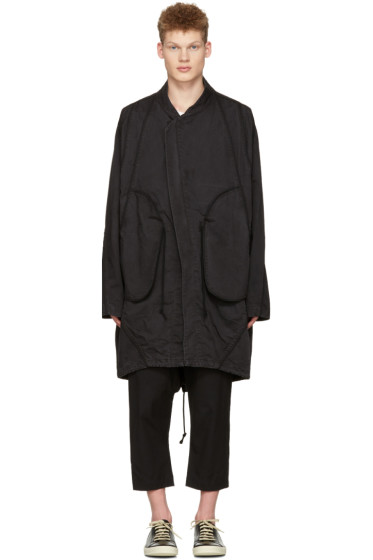 Abasi Rosborough - Black Arc Parka