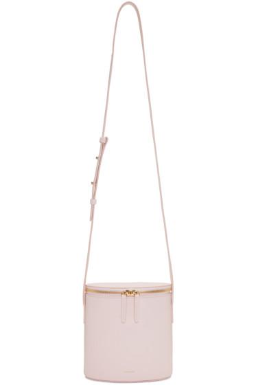 Cuero&Mor - Pink Mini Bucket Bag