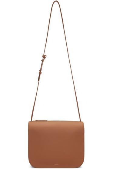 Cuero&Mor - Tan Crossbody Bag