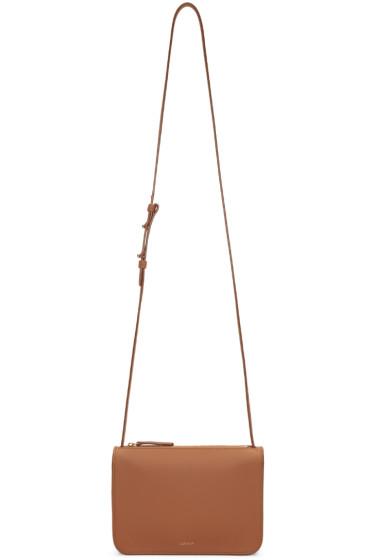 Cuero&Mor - Black Mini Crossbody Bag