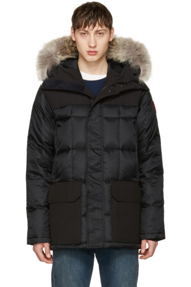 Canada Goose - Black Down Callaghan Jacket