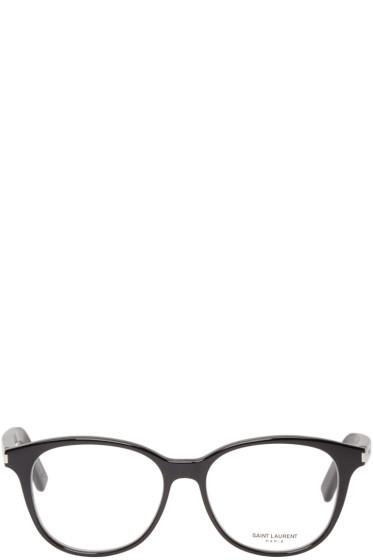 Saint Laurent - Black Classic 9 Optical Glasses