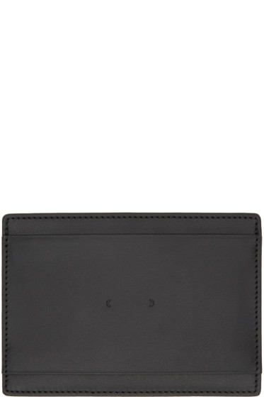 PB 0110 - Black CM 9 Card Holder