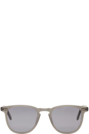 Garrett Leight - Grey Brooks Sunglasses