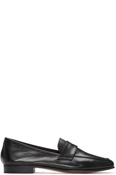 Mansur Gavriel - Black Classic Loafers