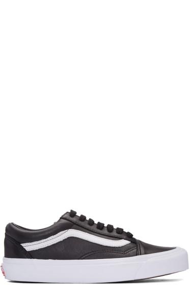 Vans - Black OG Old Skool LX Sneakers