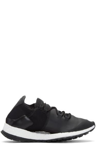 Y-3 SPORT - Black Run X Sneakers