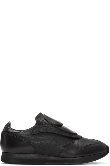 Hender Scheme - Black Manual Industrial Products 09 Sneakers