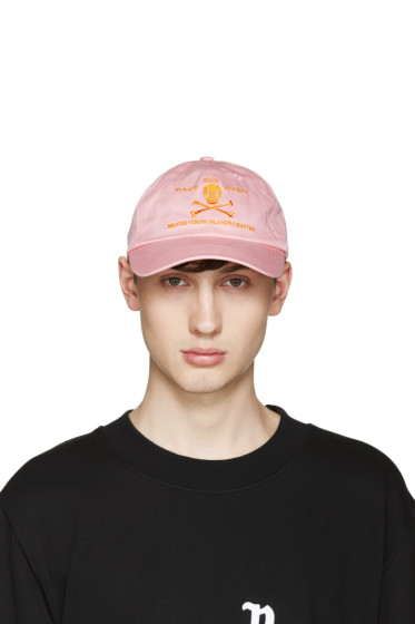 032c - Pink Pyrate Society Cap