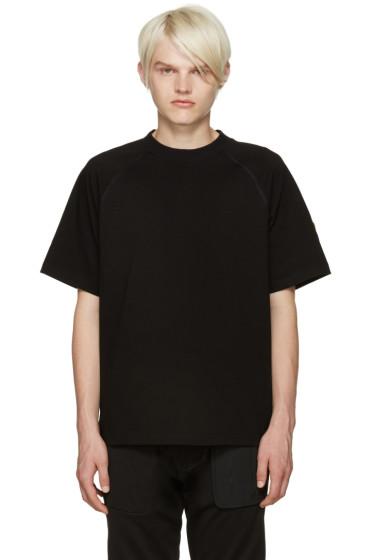 Moncler O - Black Whitewidow T-Shirt