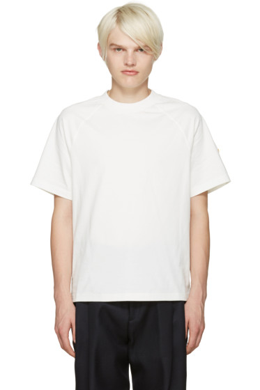 Moncler O - White Whitewidow T-Shirt
