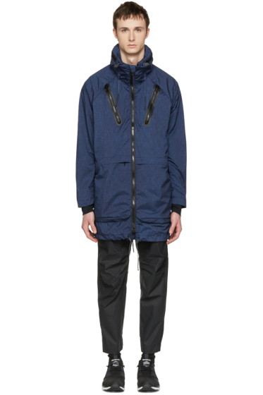 Diesel - Navy X Collection Mo-J-Lex Jacket