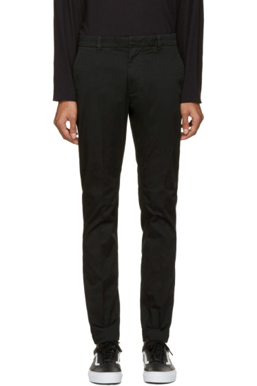 Diesel - Black Chi-Driver Trousers