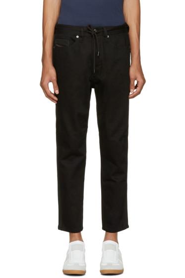 Diesel - Black D-Ray Trousers