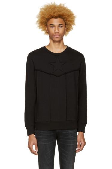 Diesel - Black S-Capitan Sweatshirt