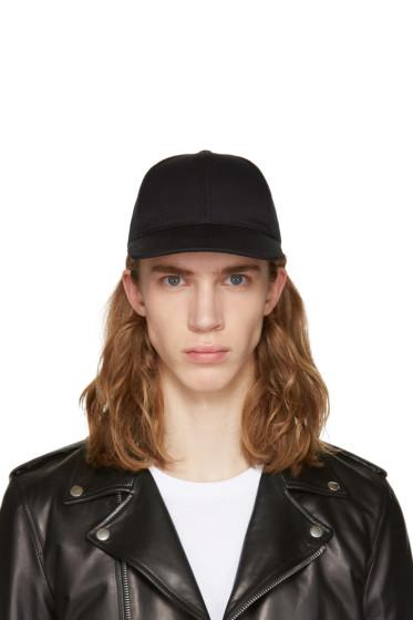 Dolce & Gabbana - Black Tonal Print Cap