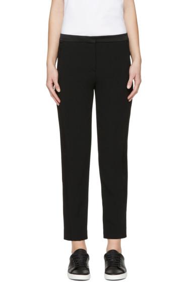 Rag & Bone - Black Tally Trousers