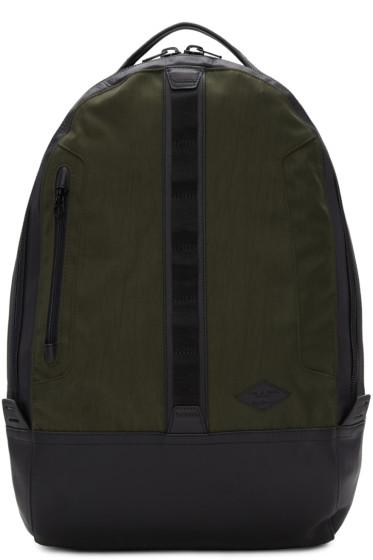 Rag & Bone - Green Aviator Backpack