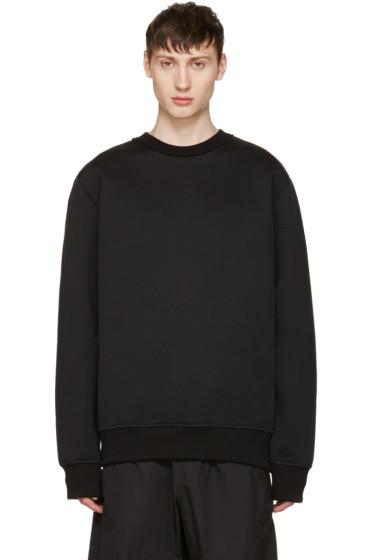 Public School - Black Olden Pullover