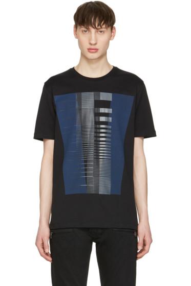 Diesel Black Gold - Black Lines T-Shirt