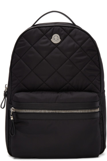 Moncler - Black Gigi Backpack