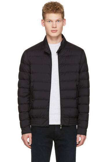 Moncler - Black Down Ignace Jacket
