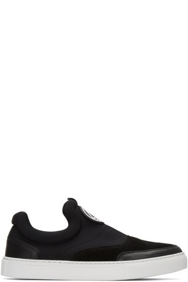 McQ Alexander Mcqueen - Black Youko Slip-On Sneakers