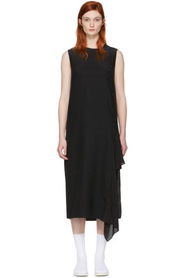 Acne Studios - Black Silk Smilla Dress