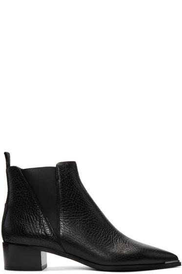 Acne Studios - Black Jensen Grain Boots