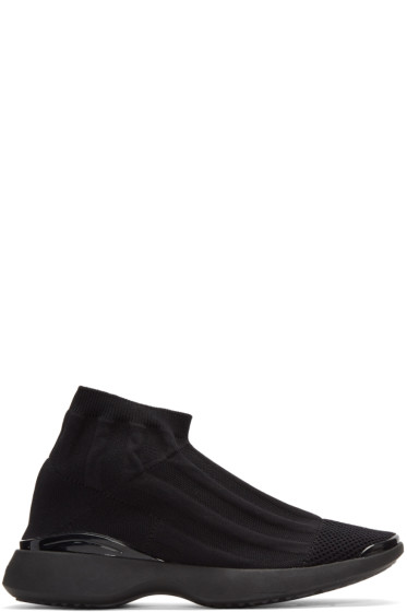 Acne Studios - Black Batilda Sneakers