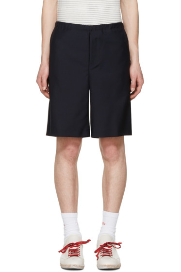 Acne Studios - Navy Ari Shorts