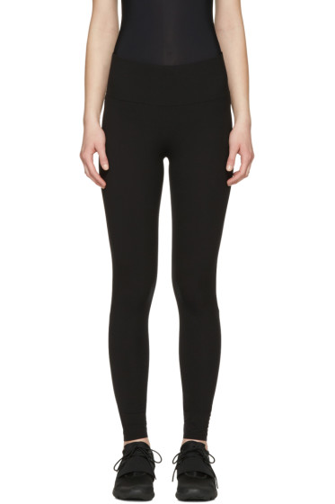 Y-3 - Black Light Leggings