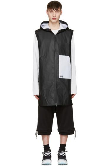 Y-3 - Black M Versa Vest